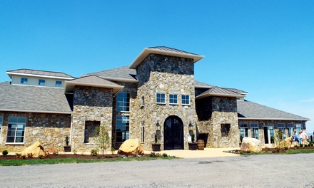 Winery Tour and Tasting for Two or Four at Blue Valley Vineyard and Winery (Up to 50% Off)