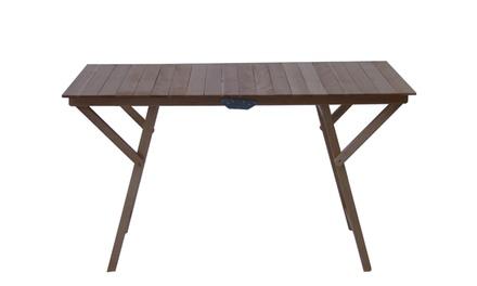 Tavoli e sedie in legno di faggio groupon goods - Tavoli da giardino pieghevoli ...