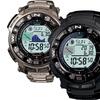Casio Pro Trek Solar-Atomic Triple Sensor Watches