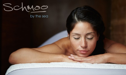 ThreeTreatment Spa Pamper Package at Schmoo by the Sea at 4* Hilton Brighton Metropole