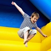 Up to 90% Off Kids' Bounce-House Visits
