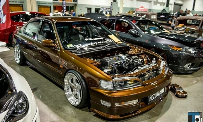 Import Evolution - Central Business District: Up to 50% Off Tickets to September 20 Car Show at Import Evolution