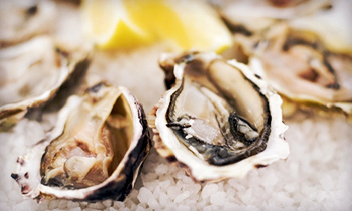 Caffe Regatta Oyster Bar & Grill - Pelham: Dinner for Two or Four on Sunday–Thursday or Friday–Saturday at Caffe Regatta Oyster Bar & Grill (Up to 56% Off)