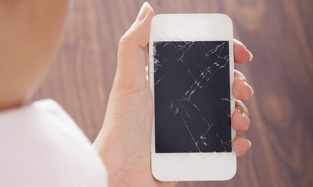 Glass or LCD Repair for Cell Phones and iPads at Viewtech Cellular (Up to 67% Off). Six Options Available.