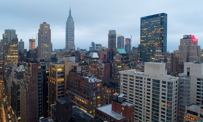 null - Wilmington-Newark: Stay at Candlewood Suites New York City Times Square, with Dates into March