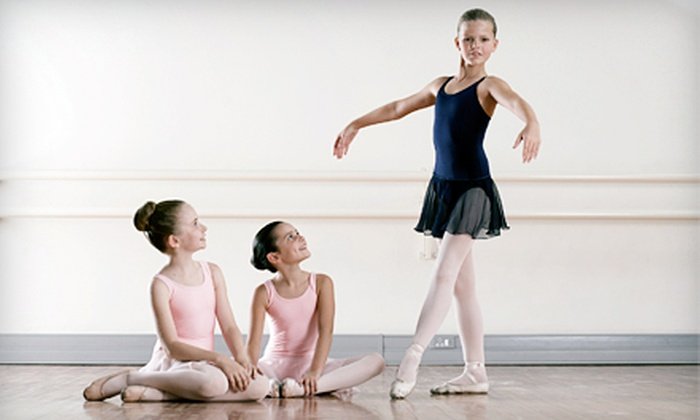 Dynamic Dance - Highway 11: Kids' Dance Camp at Dynamic Dance (Half Off). Eight Options Available.
