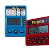Electronic Handheld Card and Casino Games