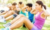 Kiwi Boot Camp - Multiple Locations: 2 Weeks of Fitness Boot Camp for One or Two People at Kiwi Boot Camp (Up to 77% Off)