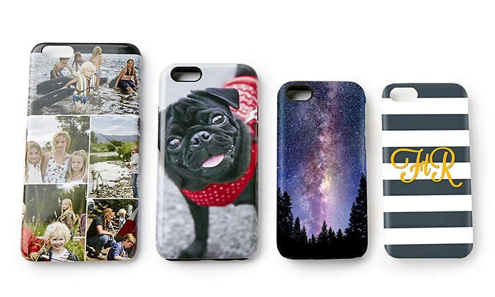 Personalized iPhone or Galaxy Case from Collage.com: Personalized iPhone or Galaxy Case from Collage.com (Up to 87% Off)