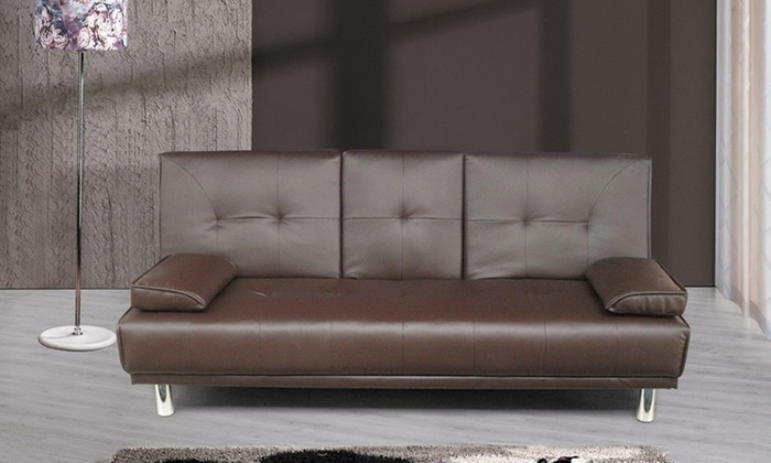 Cinema Sofa Bed 65 Off Groupon Goods