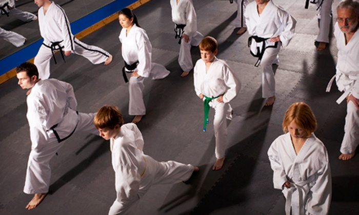 Martial Arts America - Multiple Locations: $39 for Children's Martial-Arts Classes at Martial Arts America ($149 Value)