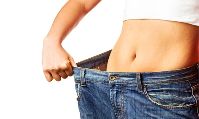Non-Invasive Weight Loss - Lake Elsinore: One, Two, or Three Sessions of Ultrasonic Lipo and Full-Body Vibration at Non-Invasive Weight Loss (Up to 75% Off)