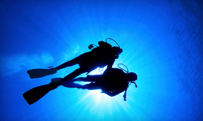 Scuba Works - Jupiter: Weekday or Weekend Two-Tank Scuba-Diving Trip with Equipment Rental from Scuba Works (Up to 52% Off)