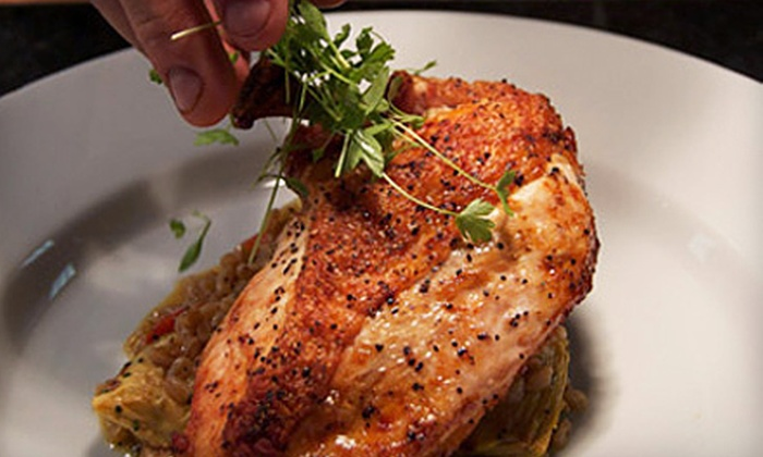 Table 274 - Cotswold: Contemporary American Fare During Lunch or Dinner at Table 274 (Half Off)