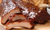 MoMo's BBQ & Grill - Downtown Harrisburg: Barbecue for Two or Four at MoMo's BBQ & Grill (Up to 51% Off). Three Options Available.