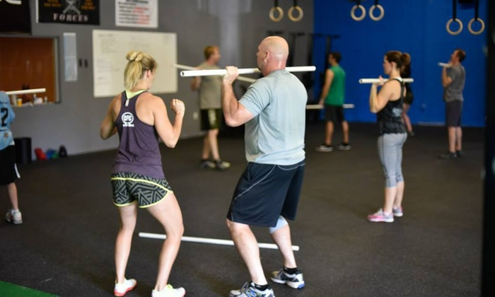 Dale Mabry CrossFit - Palma Ceia West: $49 for $200 Worth of semi-private beginner's training at Dale Mabry CrossFit