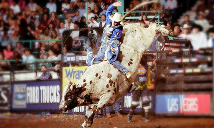 PBR: Built Ford Tough Series - Save Mart Center: $18 to See the PBR: Built Ford Tough Series at Save Mart Center on March 16 or 17 (Up to $36.80 Value)