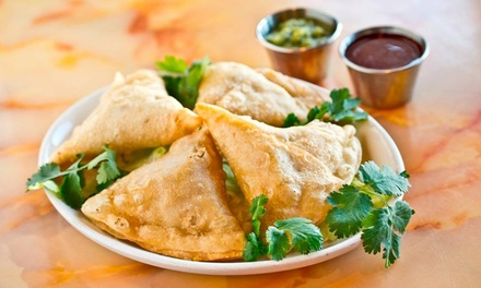 $12 for $20 Worth of Indian Food at Mini India's Restaurant
