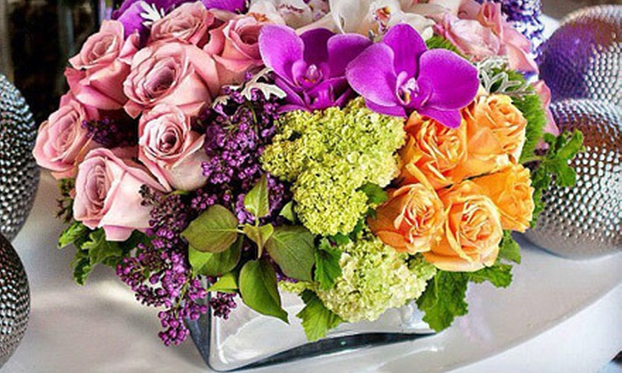 Simply Petals - Westwood: Divine, Privé, or Fabulous Floral Arrangement from Simply Petals (Up to 51% Off)