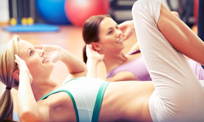 Rock Solid - Logan Square: 10 or 20 Classes, or One Month of Unlimited Fitness Classes at Rock Solid (Up to 81% Off)