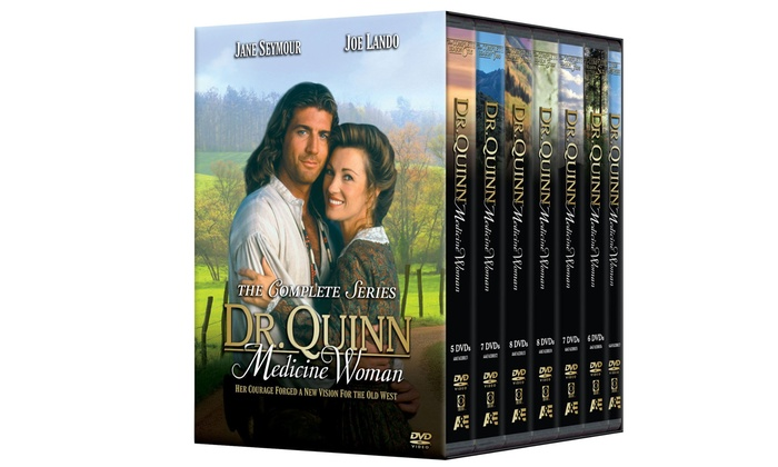 Dr Quinn Medicine Woman The Complete Series Groupon