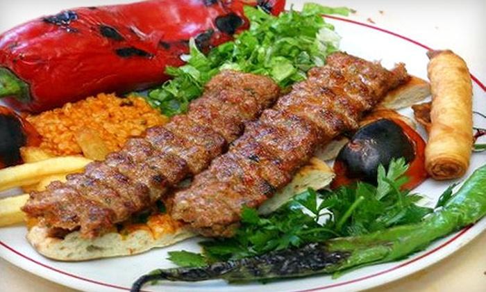 Istanbul Kebab House - Clinton: Turkish Food at Istanbul Kebab House (Up to 56% Off). Two Options Available.