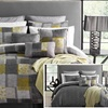 Chandler Reversible Comforter Set with Matching Sheets (16-Piece)