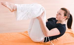 Majaka Yoga: One or Two Months of Unlimited Yoga Classes at Majaka Yoga (Up to 54% Off)