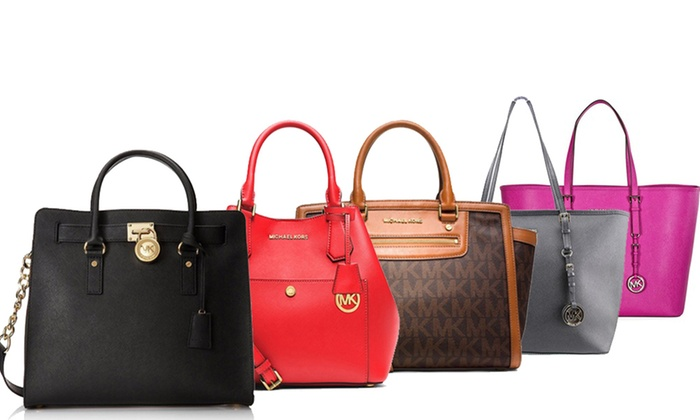 7324c800acfe Michael Kors Handbags | Groupon Goods