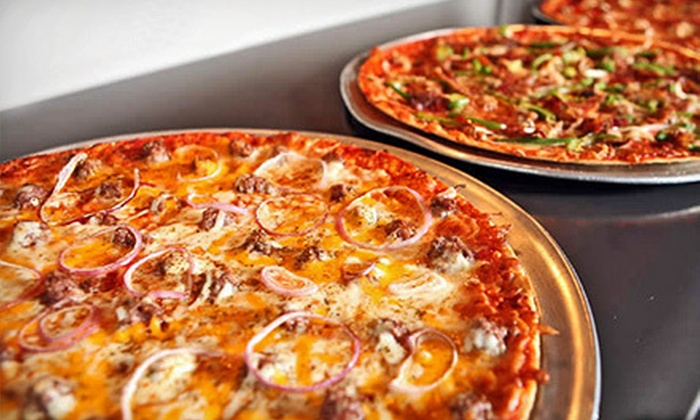 Cecil Whittaker's Pizzeria - Multiple Locations: $10 for $20 Worth of Pizza, Italian Food, and Barbecue at Cecil Whittaker's Pizzeria