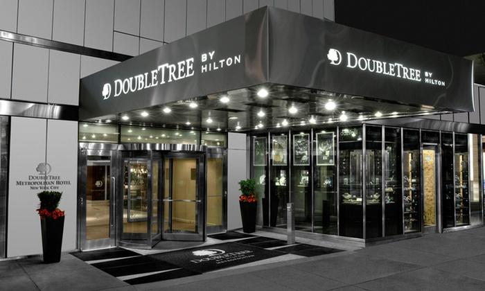 Doubletree Metropolitan Hotel New York City 569 Lexington Avenue
