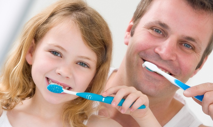 Spring Dental - Pryor Creek: Child or Adult Dental Care with Cleaning, Exam, and X-rays at Spring Dental (Up to 83% Off)