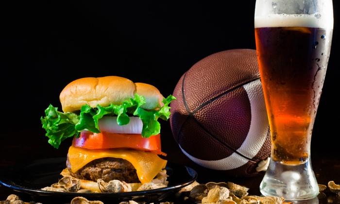 Sam's Bar & Grill - Houston: $10 for $20 Worth of Sports-Bar Food — Sam's Bar & Grill