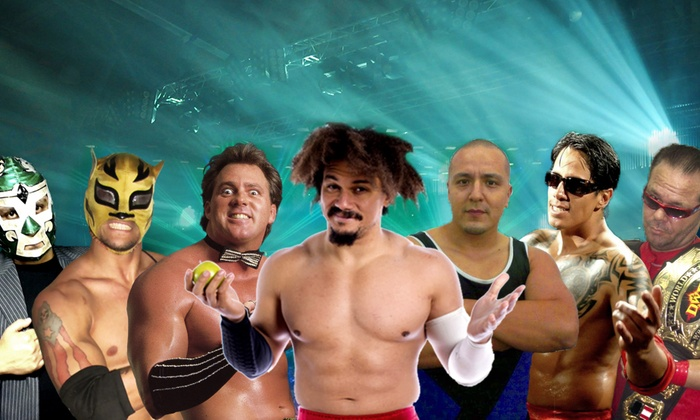 Coastal Championship Wrestling presents Spring Breakout - Coral Springs Charter School: $12 for Coastal Championship Wrestling's Spring Breakout Match on Saturday, April 19, at 8 p.m. ($29 Value)