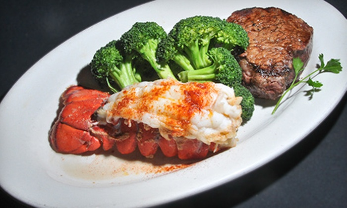 Carvers Steaks and Seafood - Sandy: $25 for $50 Worth of Steak-House Dinner Cuisine at Carvers Steaks and Seafood