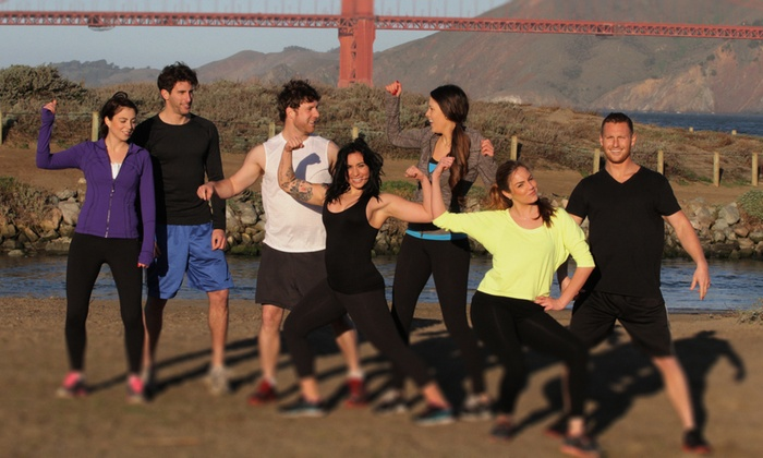 Functionally Fit SF - The Embarcadero: One or Two Months of Morning Boot-Camp Sessions from Functionally Fit SF (Up to 76% Off)