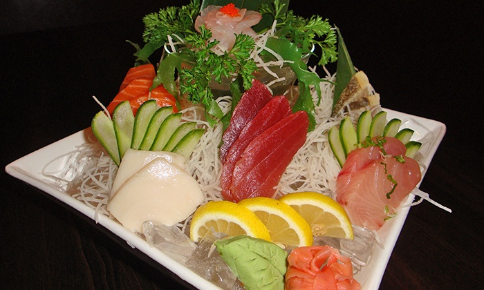 Sushi Train - Nashville-Davidson metropolitan government (balance): $16 for $30 Worth of All You Can Eat Fresh Made Sushi and Asian Cuisine for Dinner at Sushi Train