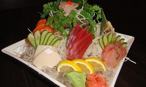 Sushi Train: $16 for $30 Worth of All You Can Eat Fresh Made Sushi and Asian Cuisine for Dinner at Sushi Train