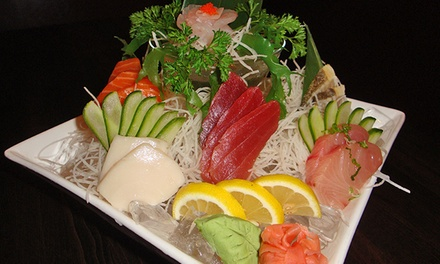 $16 for $30 Worth of All You Can Eat Fresh Made Sushi and Asian Cuisine for Dinner at Sushi Train
