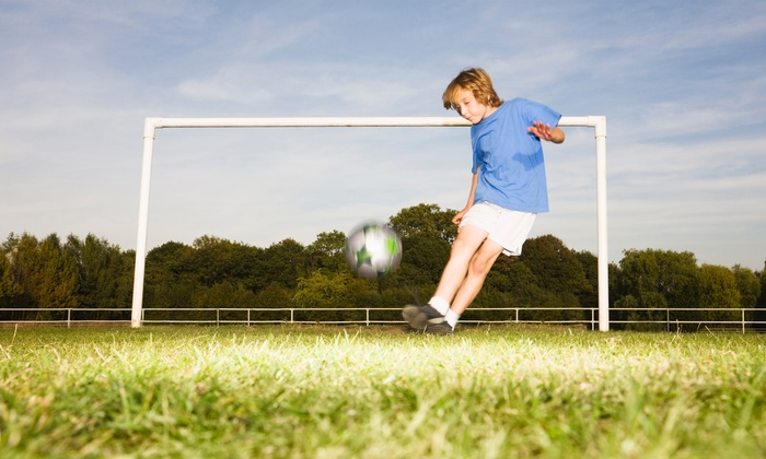 Wild About Sports - In The Pines: Up to 53% Off Recreational Soccer at Wild About Sports