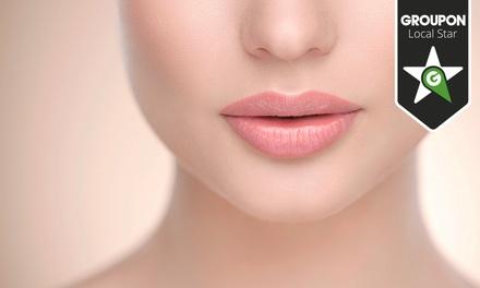 Sesión de recontorneado de labios con ácido hialurónico y mesoterapia facial en 1, 2 o 3 zonas desde 34 €