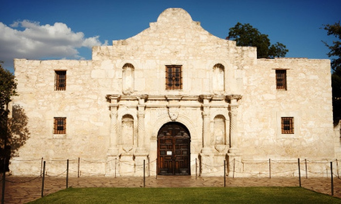 Gray Line - Govalle: Eight-Hour Alamo City Tour for One or Two from Gray Line (Up to 55% Off)