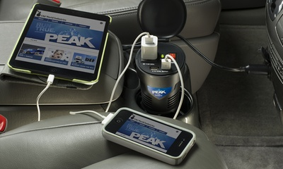 Peak 150-Watt USB and AC Mobile Power Outlet