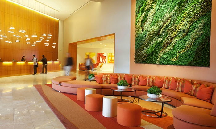 4-Star Luxury Hotel plus Daily Dining Credit in Irvine
