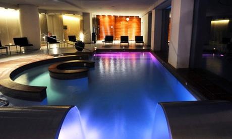 Percorso Spa a 5 stelle con massaggi per una o 2 persone al Golden Palace Spa, Torino centro (sconto fino a 73%)