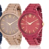 Fortune NYC Women's Quilted Dial Watch