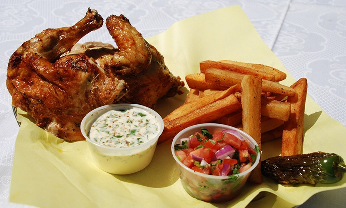 Benny's Tacos and Chicken Rotisserie - Westchester: Two Groupons, Each Good for $10 Worth of Mexican Food at Benny's Tacos and Chicken Rotisserie (Up to 40% Off)