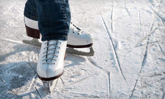 Kent State University Ice Arena - Kent: Ice-Skating Package with Snacks for Two or Four at Kent State University Ice Arena (Up to 60% Off)