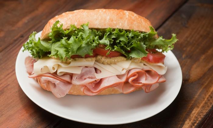Gallo's Italian Deli - Belmont Shore: Italian Sub Sandwiches at Gallo's Italian Deli (Up to 45% Off). Two Options Available.