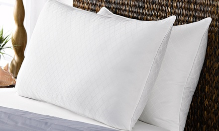 Le' Nautique Diamond-Jacquard Gel-Filled Pillows (2- or 4-Pack)